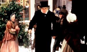 A CHRISTMAS CAROL with George  C SCOTT