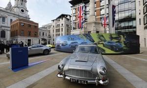 luxury cars in London