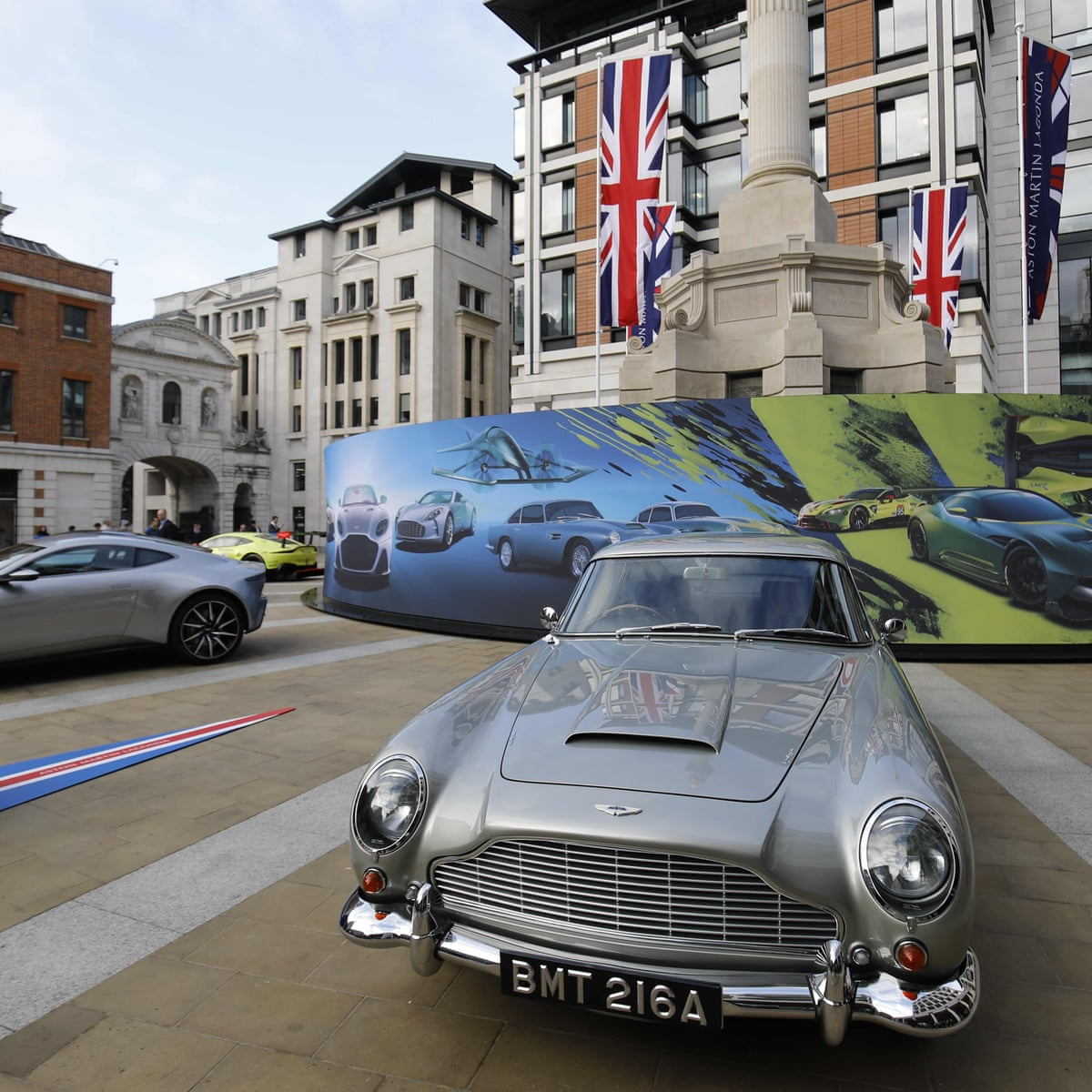 Aston Martin Ipo Disappoints As Luxury Carmaker S Value Falls Aston Martin The Guardian