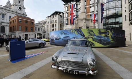 Aston Martin IPO disappoints as luxury carmaker's value falls
