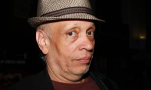 The writer Walter Mosley.
