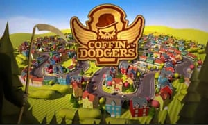 Milky Tea's latest game Coffin Dodgers has launched