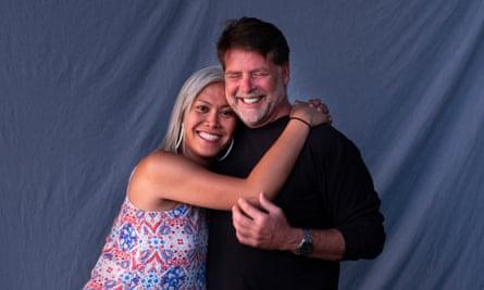Tom Gaebel and Allie Velasquez