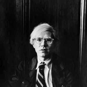 Andy Warhol, 1975, by Peter Hujar