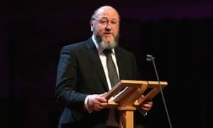 Chief Rabbi Ephraim Mirvis