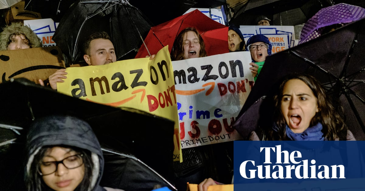 The Grassroots Coalition that Took on Amazon ... And Won