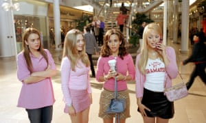 Regina George and co weigh in on international relations.