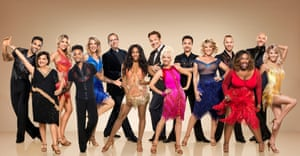 The latest Strictly line-up.