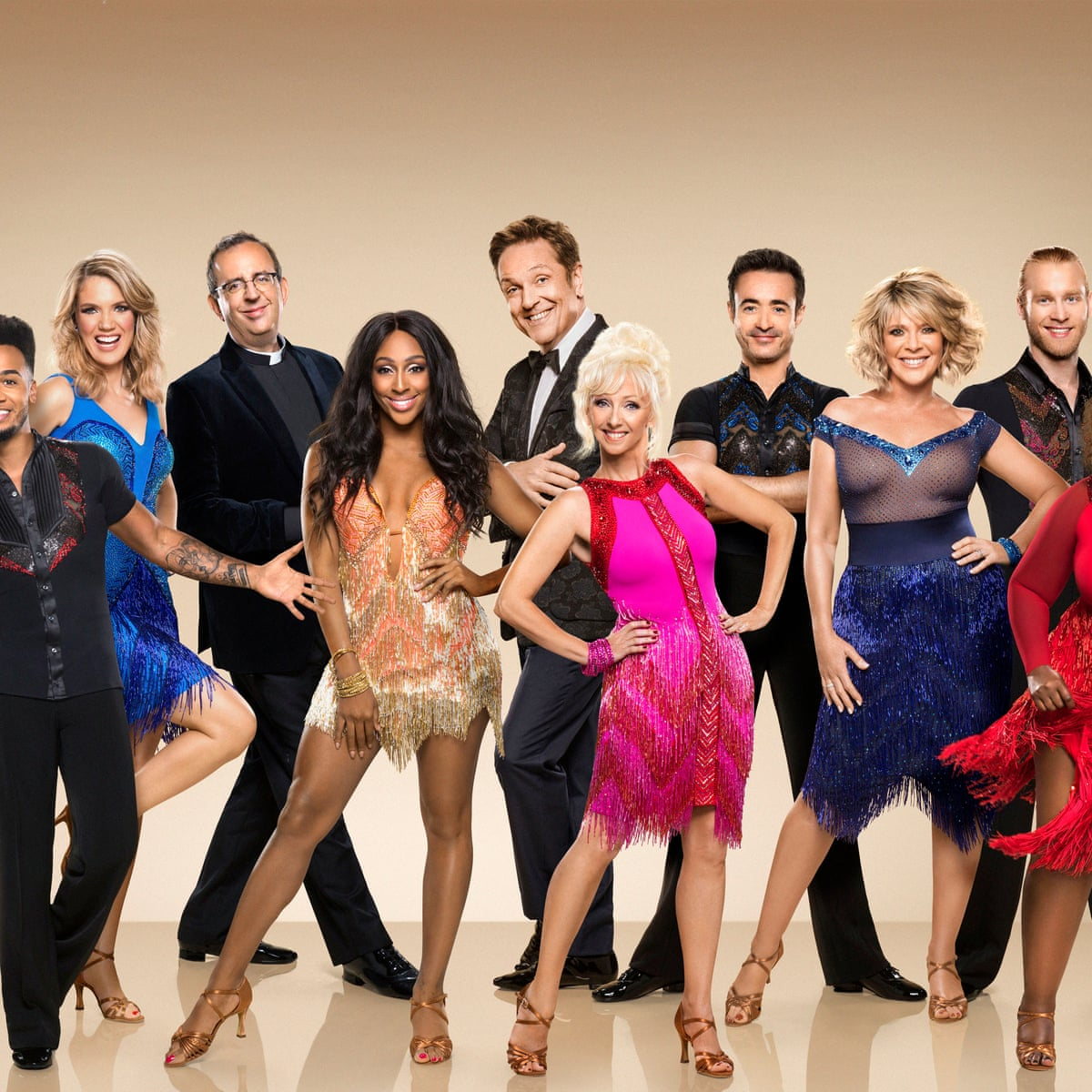 Strictly Come Dancing 2017 All The Contestants Ranked Television Radio The Guardian