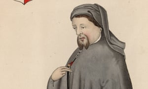 Geoffrey Chaucer, c.1370 … his writing appreciates independent women.
