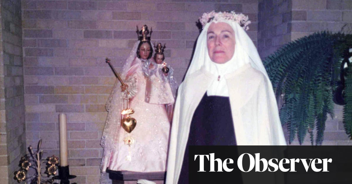 My mum the nun: why my socialite mother joined a monastery aged 61