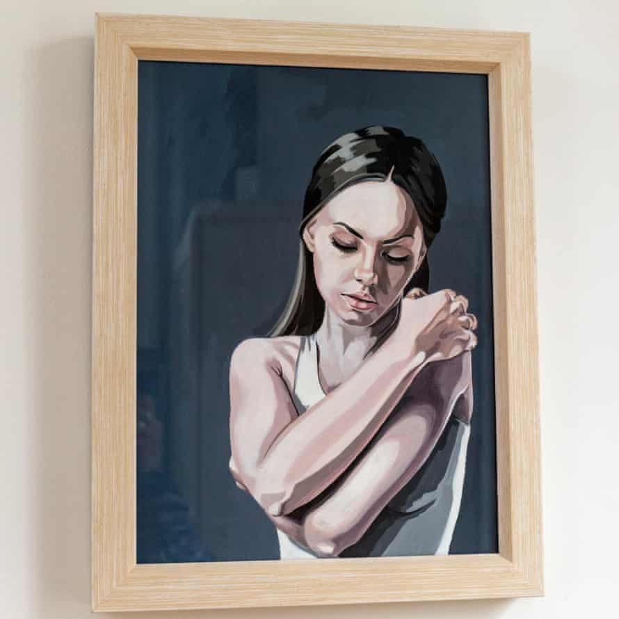 Withdrawn, by Julia Blackshaw.