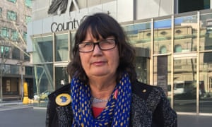 Care Leavers Australasia Network's Leonie Sheedy wants institutions to be held to account for child sex abuse.