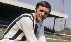 The former West Brom and England forward Jeff Astle died from an 'industrial disease' in 2002, according to the coroner.