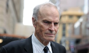 A file image of former high court of Australia judge Dyson Heydon