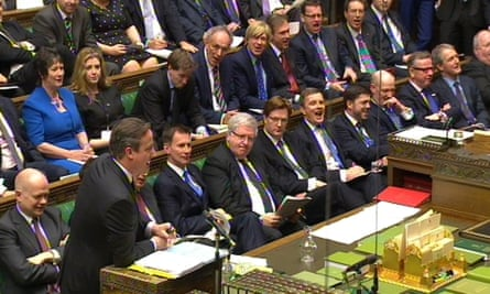 David Cameron prime minister's questions 2014