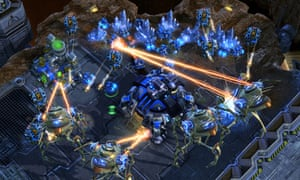 StarCraft II, still one of Korea's most popular and enduring esports games.