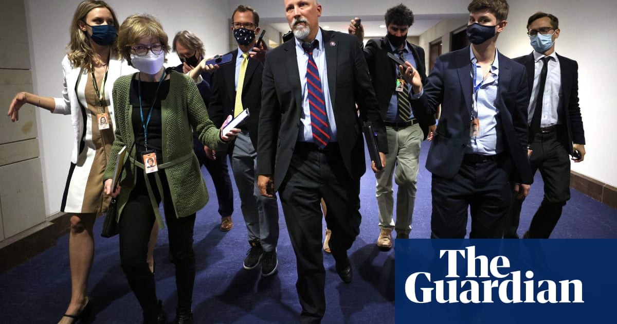 Republicans flout mask requirement in US House chamber