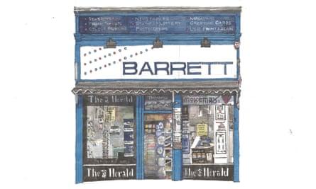 Barrett, Byres Road, Glasgow