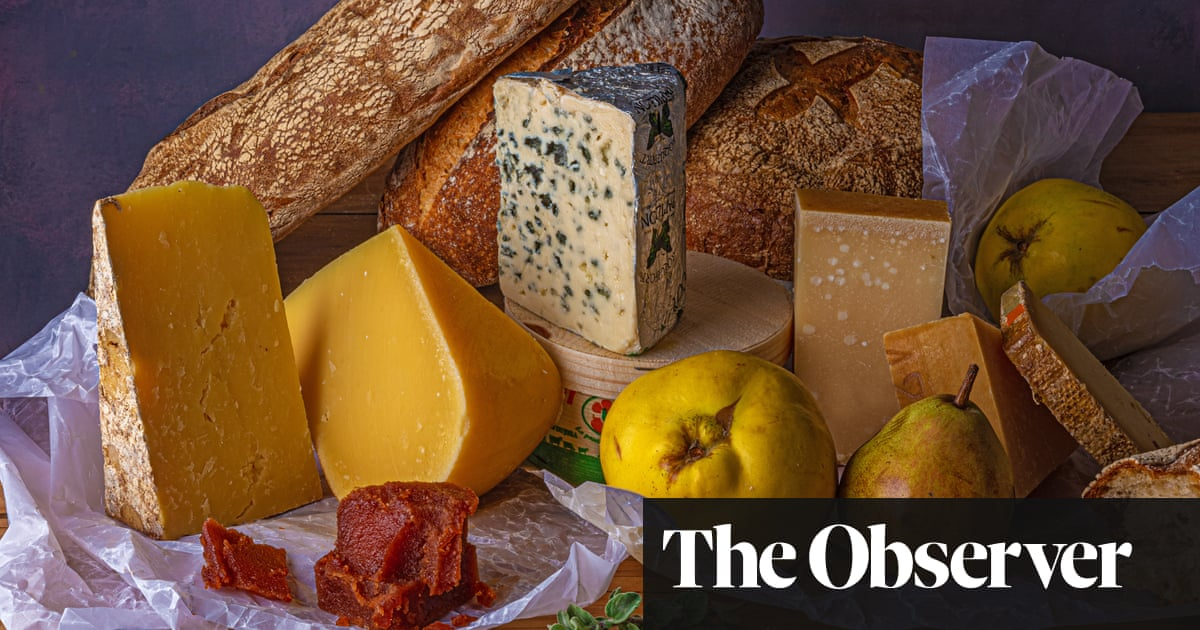 The 20 best cheese recipes