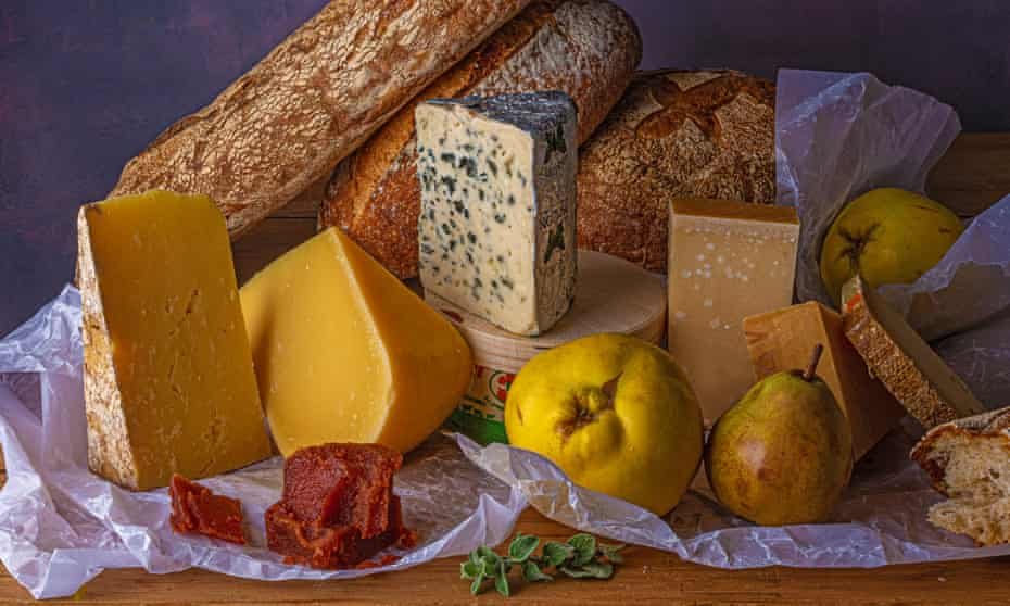 OFM's 20 best cheese recipes. Food styling Henrietta Clancy.