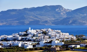 Adamas, Milos, Greece.
