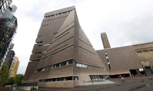 Tate Modern's Switch House extension