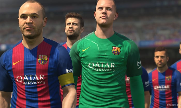 Pro Evolution Soccer 2017 review: the plucky underdog does