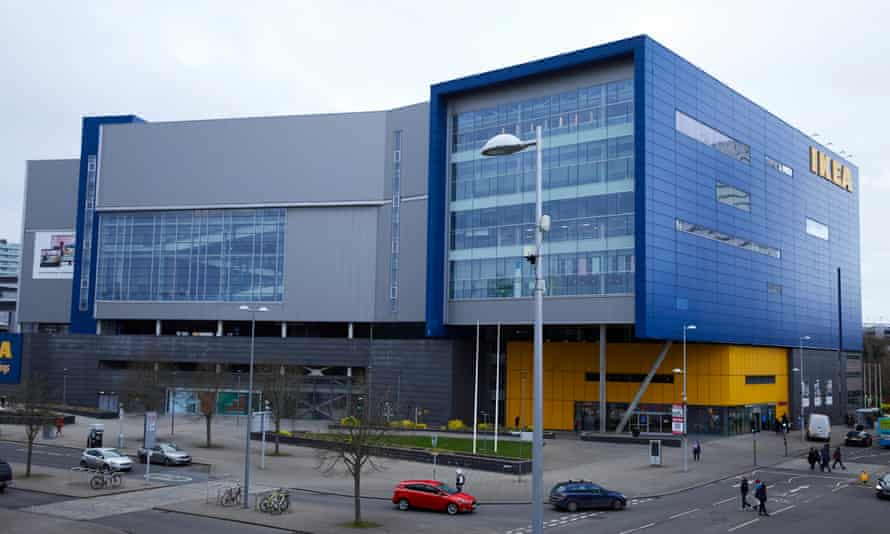 The Ikea store in Coventry city centre which the Swedish home furnishings company has confirmed will close this summer.