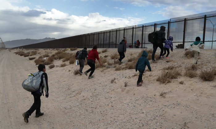 Border crisis: US failure to respond to migration surge has created chaos    US immigration   The Guardian