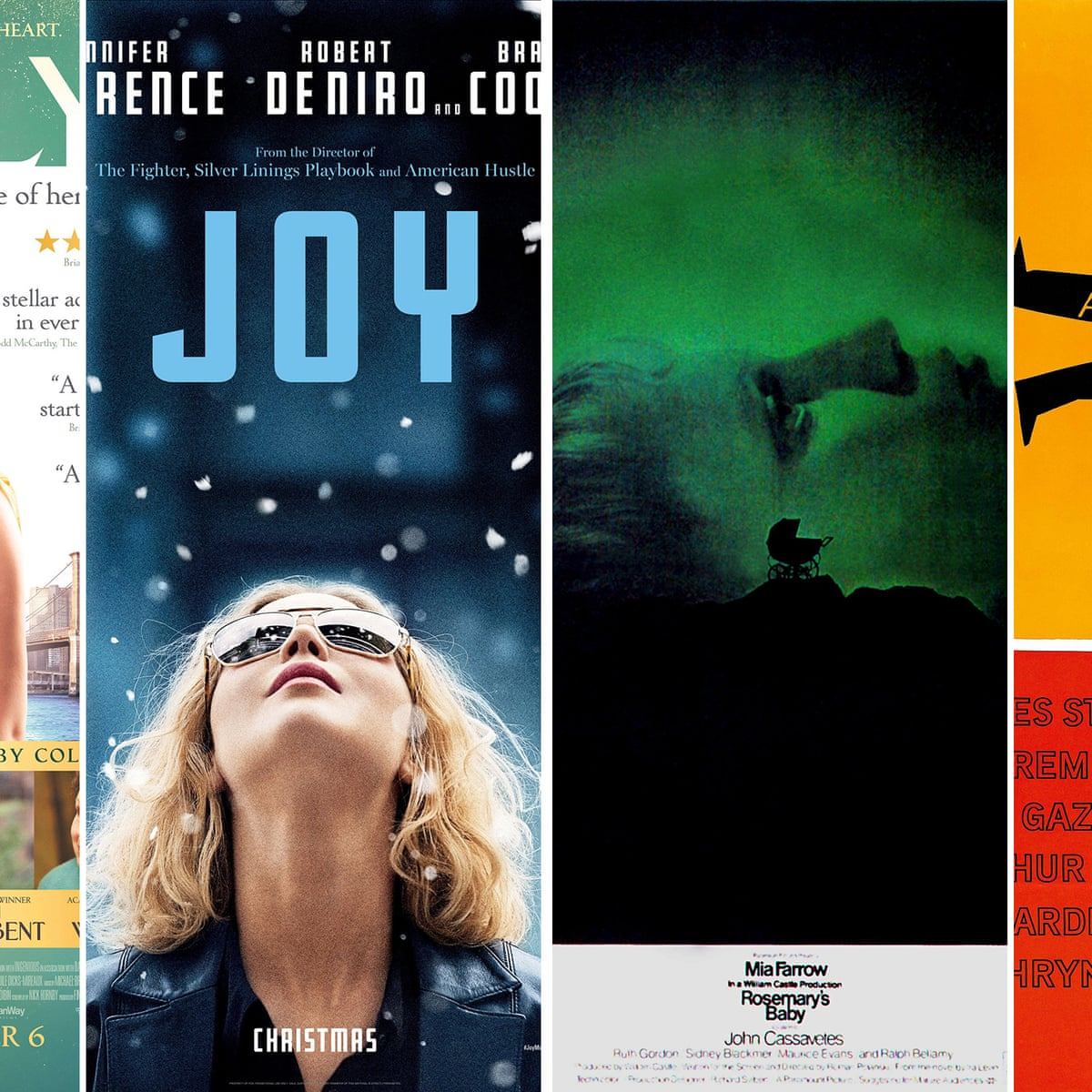 Gone To The Wall Why Modern Movie Posters Are Dreadful Film Industry The Guardian