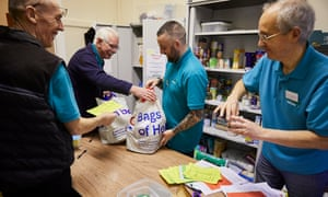 Too Many Families Are Going Hungry In Britain Letters