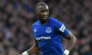 Yannick Bolasie joined Everton in 2016 but has spent much of this season on loan at Aston Villa.
