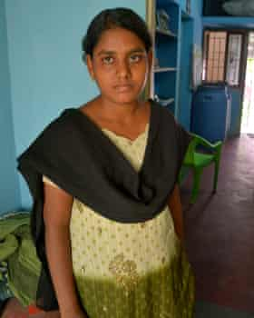 Nandhini Anandhan, a 24-year-old law student from Madurai, India