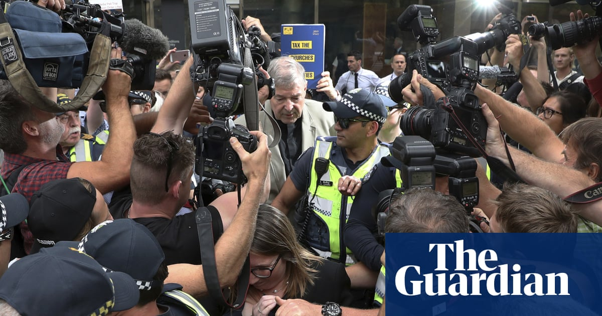 Inside the Pell trial: we sat in court for months, forbidden