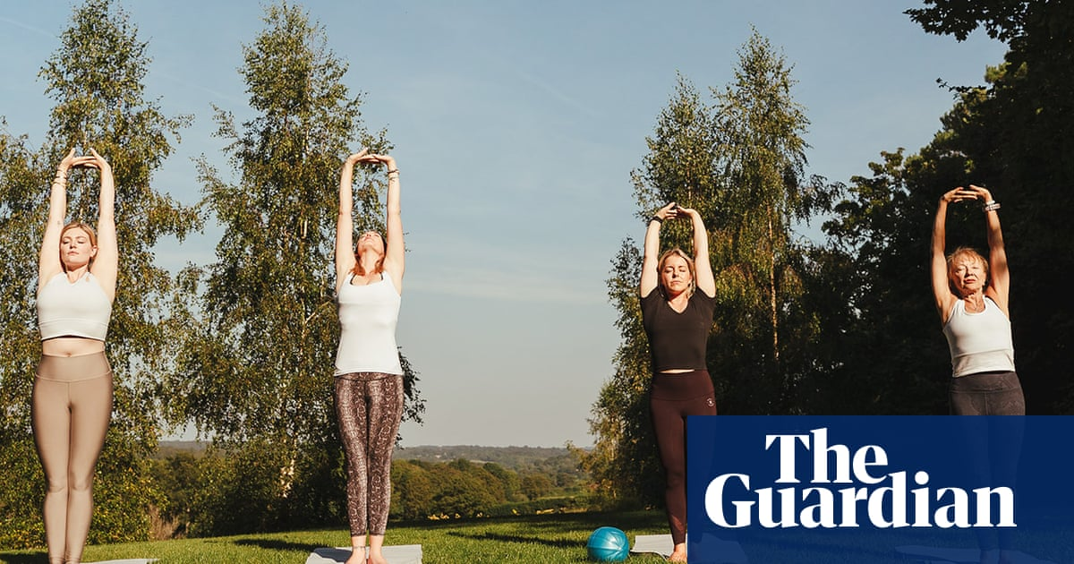 Core needs: wellbeing holidays bounce back to tackle 'pandemic posture'