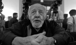 David Rubinger, a photojournalist with Time for more than 60 years, in Jerusalem in 2012.