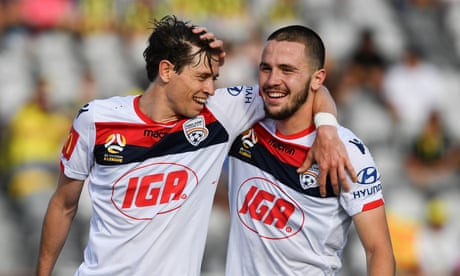 Craig Goodwin states Socceroos case with another brace