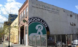 The success of the Brooklyn Brewery has helped inspire the craft beer revolution.