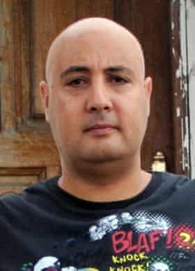 Photographer Hicham Benohoud