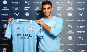 'Since the day City was in contact I did not have any doubts,' says Ferran Torres.
