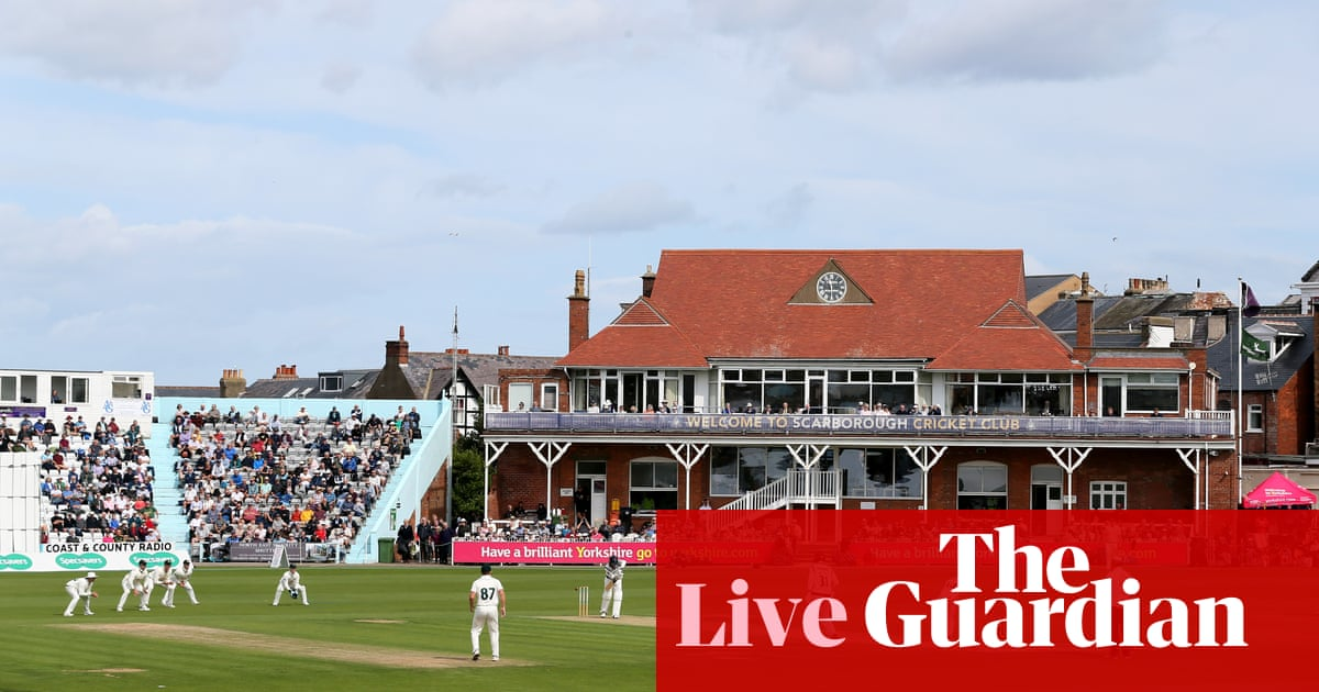 County cricket live: Sussex v Middlesex, Yorkshire v Notts and more!