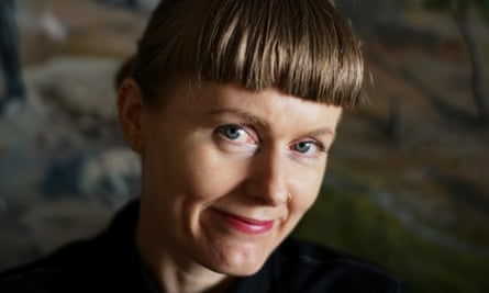 'A work of vaulting ambition' … Nicola Barker has won the 2017 Goldsmiths prize for H(a)ppy.