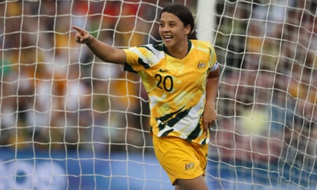 The 2023 Fifa Women's World Cup is a rare chance for sport to shape a better world