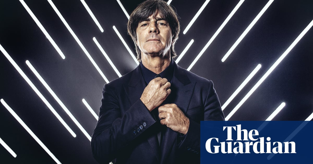 Can Löw cap 15 years in charge of Germany with another trophy?
