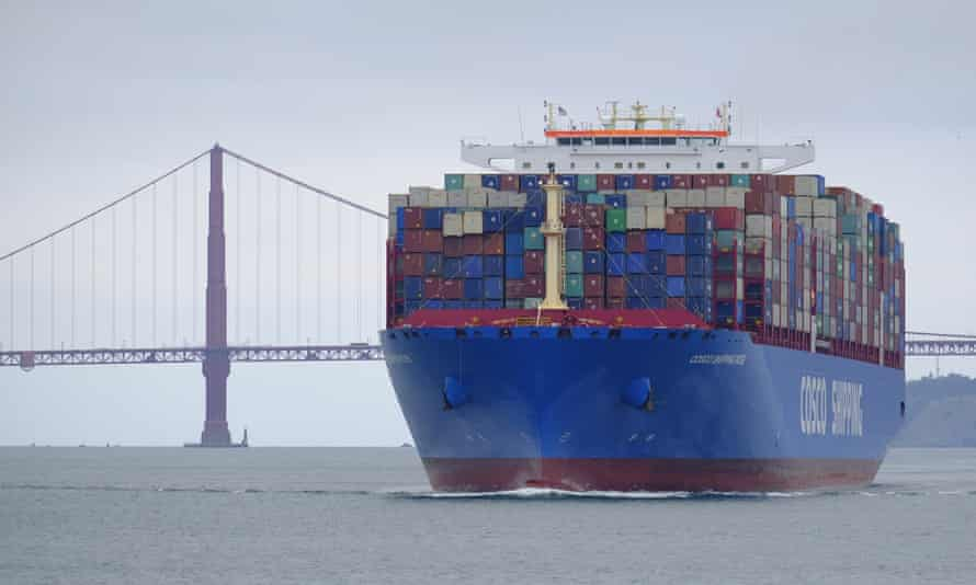 Shipping has been exempted from governments' obligations to reduce greenhouse gas emissions.