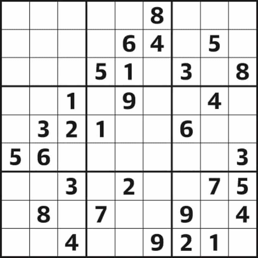 Sudoku 5027 easy
