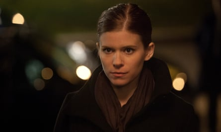 Kate Mara as Zoe Barnes in House Of Cards.