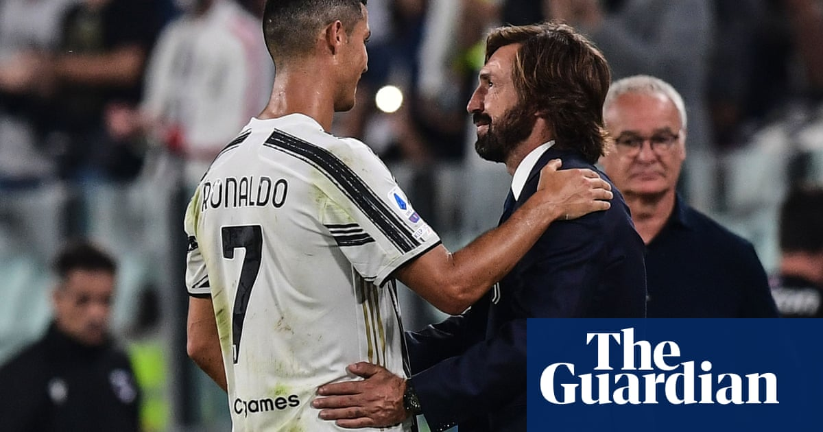 Il Maestro: Andrea Pirlo delivers first lesson of thesis at Juventus | Nicky Bandini