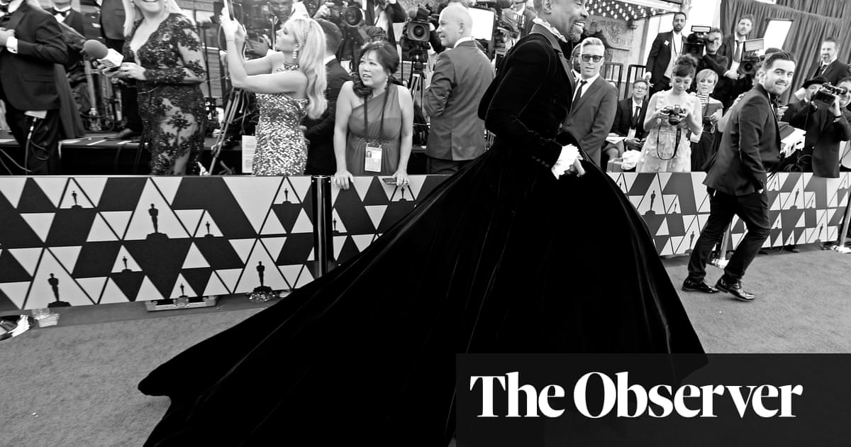 The rise of the red-carpet dandy